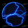 Голубая плазменная лампа