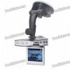 720P HD Wide Angle Vehicle Car Digital DVR Camcorder w/ 5-IR LED Night Vision/SD/HDMI (2.5″ LCD)