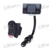 Bluetooth Handsfree + FM Transmitter + MP3
