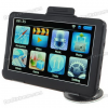 7.0″ LCD Windows CE 5.0 MT3551 CPU GPS Navigator