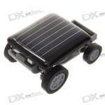 Машинка на энергии солнца