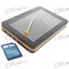 Aluminum 4.3″ LCD 372MHz CPU Windows CE 5.0 GPS Navigator