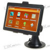 5.0″ LCD Windows CE 6.0 Core 500MHz GPS Navigator