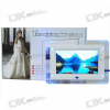 Фоторамка 7″ Wide Screen TFT LCD Desktop Digital Photo Frame and Video Player with Remote (480*234px)