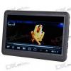 4.3″ Touch Screen MP3/MP4/AVI/RM/RMVB Portable Media Player (4GB/480x272px/TF Slot)